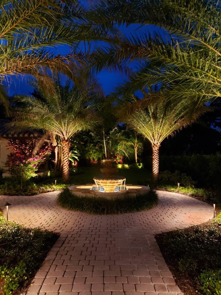 Landscape Lighting Boca Raton William Sample